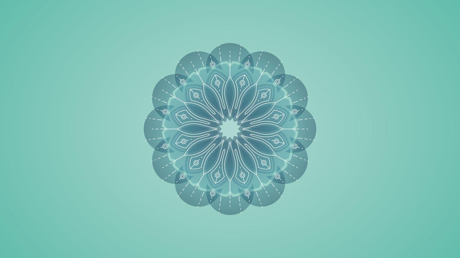 Free work: Mandala 2.0