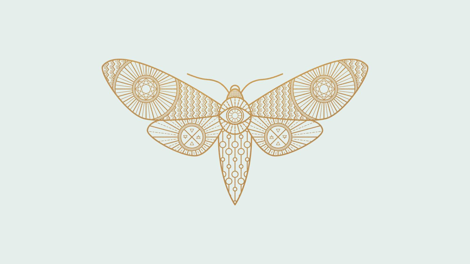 Strange the Dreamer: Moth